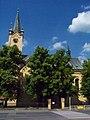 Nebušice, kostel, z ulice K Noskovně.jpg