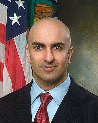 2014 California gubernatorial election - Image: Neel kashkari