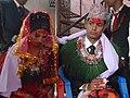 Nepali bride and bridegroom.jpg