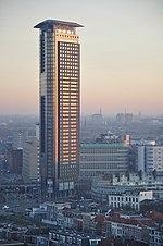 Netherlands, The Hague (Den Haag), Stationsbuurt, Strijkijzer