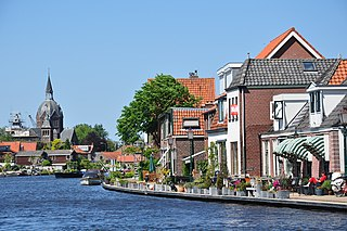 Leiderdorp Municipality in South Holland, Netherlands