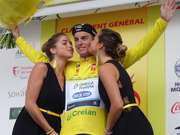 Neufchâteau - Tour de Wallonie, étape 3, 28 juillet 2014, arrivée (E17).JPG