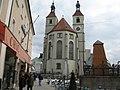 Neupfarrkirche, Regensburg - panoramio.jpg