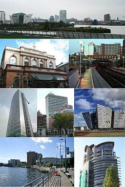 Collage från Belfast