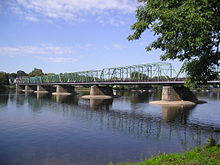 New Hope-Lambertville bridge north from Jersey side.jpg