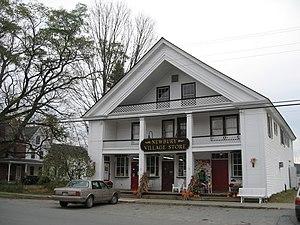 Newbury (village), Vermont - Newbury Village Store