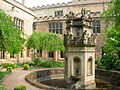 Newstead Abbey, cloister garth.jpg