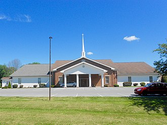 West Pennsboro Township, Cumberland County, Pennsylvania - Newville Assembly of God