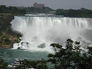 Niagarafallen Wikipedia