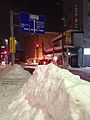 Night view near Takayama Station 20150122.jpg