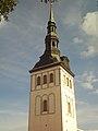 Niguliste tower 2 Tallinn.JPG