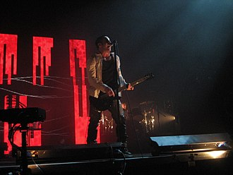 Nine Inch Nails - Live performance during the Live: With Teeth tour in 2006