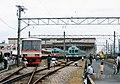 Nishitetsu Chikushi vehicle base 19991017.jpg
