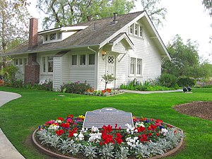 Richard Nixon Presidential Library and Museum - Richard Nixon's birthplace