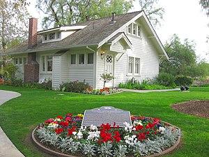 Richard Nixon Presidential Library and Museum - Richard Nixon's birthplace