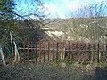 No Entrance to Quarry - geograph.org.uk - 1062041.jpg