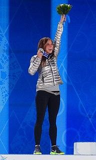 Noelle Pikus-Pace American skeleton racer