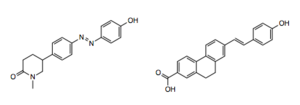 5α-Reductase inhibitor - Carboxylic acid derivative and piperidone derivative