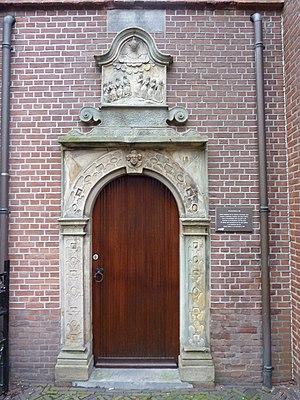 Nederlands: Noordwijk, Heilige Geest poort