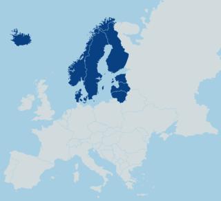 Nordic-Baltic Eight organization