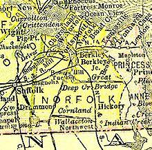 Building The Virginian Railway Wikipedia