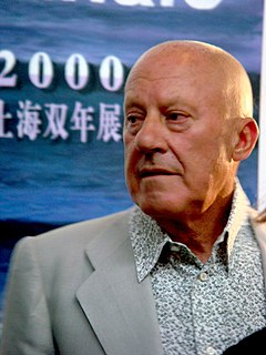 Norman Foster, Baron Foster of Thames Bank English architect