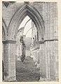 North' Choir Aisle of Rievaulx Abbey, North Yorkshire (O58069).jpg