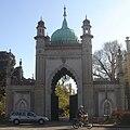 North Gate of the Royal Pavilion, Brighton (IoE Code 480509).jpg