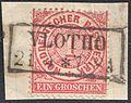 North German Confederation 1869 Mi16 VLOTHO Feuser Pr 3398.jpg
