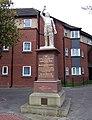North Sea Incident 1904 - Memorial - geograph.org.uk - 264822.jpg