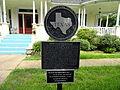 Northcutt House historical marker.JPG
