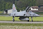 Northrop F-5E Tiger II, Switzerland - Air Force JP6570928.jpg