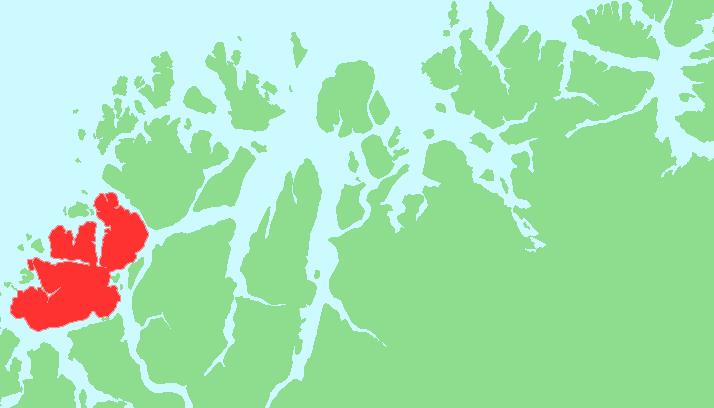 Norway - Kvaløya, Troms