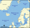 Norwegian Sea map ru.svg