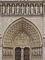 Notre Dame de Paris main gate.jpg