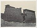 Nubie. Hémi-Spéos de Sébour. Pylônes MET DP116192.jpg