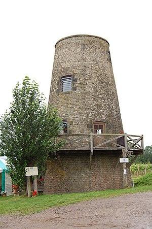 Nutbourne, Horsham - Image: Nutbourne Mill