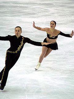 Oľga Beständigová figure skater