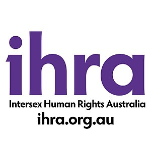 Organisation Intersex International Australia - Image: OII Australia logo