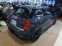 OSAKA AUTO MESSE 2015 (284) - BMW MINI (F56) tuned by DueIL AG.JPG