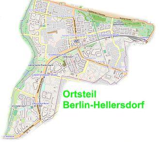Teupitzer Park Berlin, 12629 Berlin Hellersdorf [Park