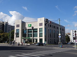 OTP Bank - Image: OTP Bank Uitz Béla Street Miskolc 01