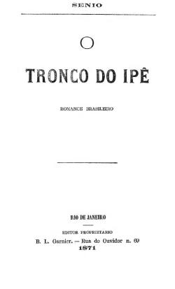 O Tronco do Ipê (Volume I).djvu