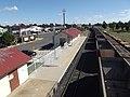 Oakey Railway Station, Queensland, July 2013.JPG