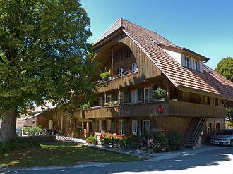 Oberbalm - Farm house at Oberbalmstrasse 211