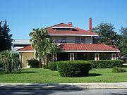The Helvenston House