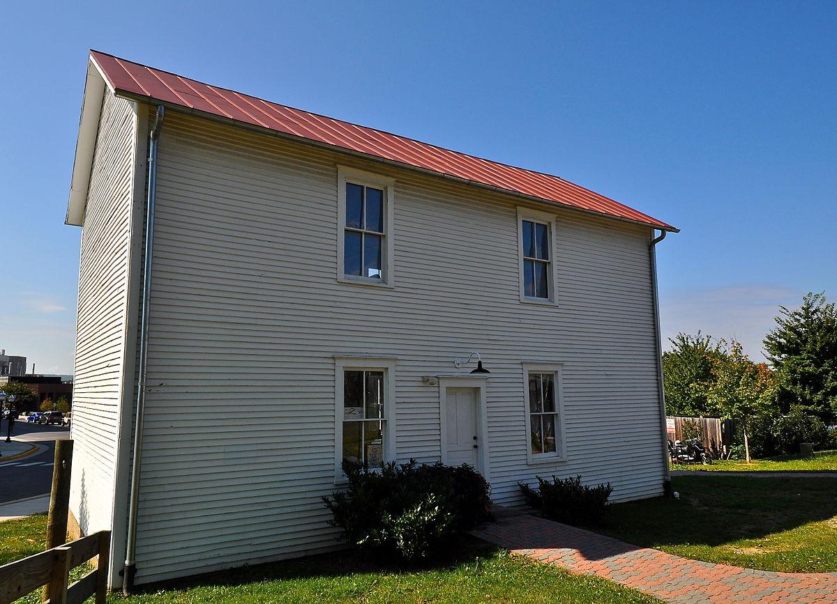 Odd Fellows Hall Blacksburg Virginia Wikipedia