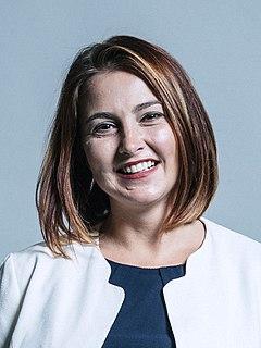 Melanie Onn British Labour politician