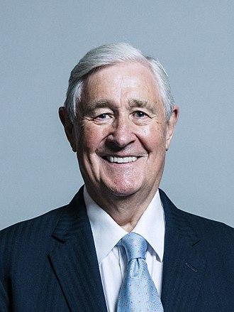 Geoffrey Robinson - Image: Official portrait of Mr Geoffrey Robinson crop 2