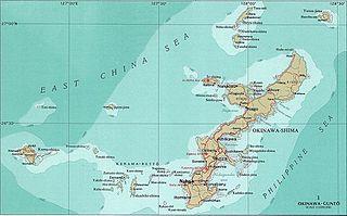 Okinawa Islands Japanese islands